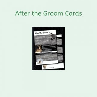 After the Groom Cards by Deborah Hansen, CFMG, CFCG