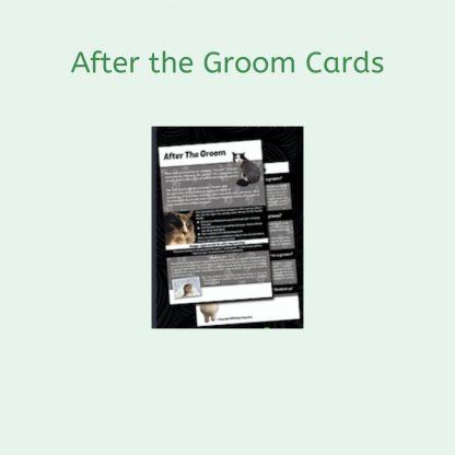 After the Groom Cards by Deborah Hansen, CFMG, CFCG