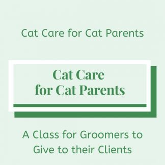 Cat Care for Cat Parents